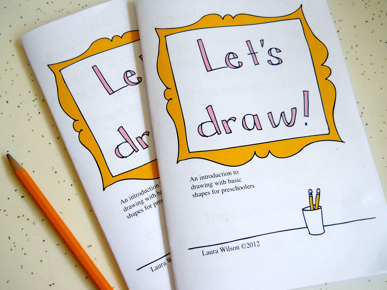 we wilsons let u0027s draw a book for kids