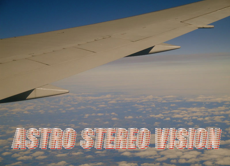 Astro Stereo Vision