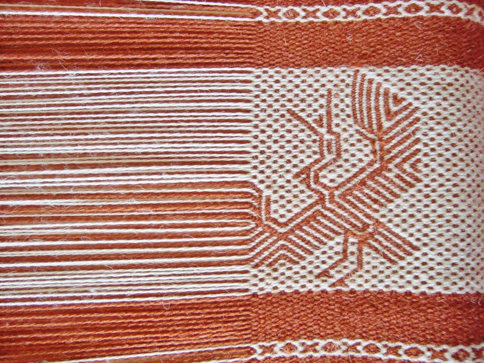 Giosennifer nuovi esperimenti realizzati a mano borsette a tracolla - Telaio da tavolo per tessitura a mano ...