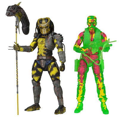 NECA Predator Series 11 Wasp Predator - Thermal Vision Dutch Figures
