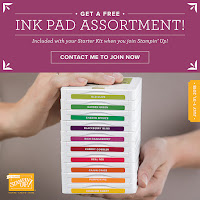 Join Now and Get Set of Ink Pads FREE!