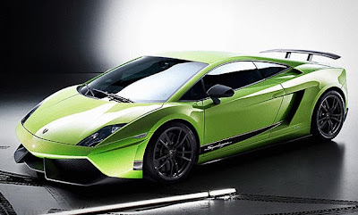 سيارة لامبورغيني غالاردو LP-570-4 سوبر ليغرا Lamborghini Gallardo LP570-4 Superleggera