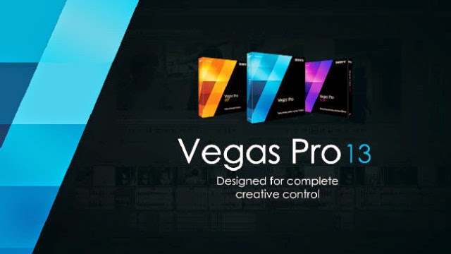 SONY Vegas Pro 13 0 Build 428 x64 RePack