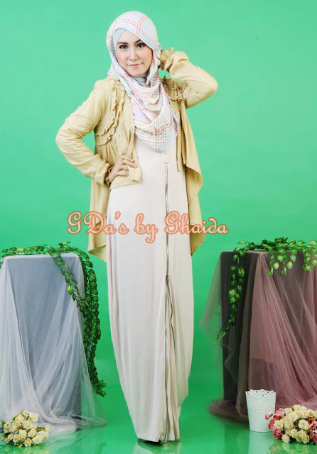 GDa'S by Ghaida: Ruffle cardigan (SOLD OUT)