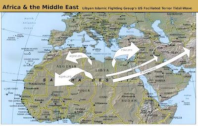 NATO Triggers African Terror Wave LIFGSpringBoarding 1