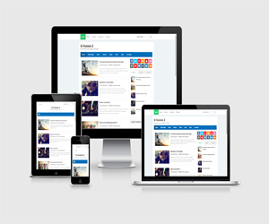 Share G Vusion 2 Blogger Template
