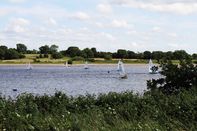 local places in birmingham to sail