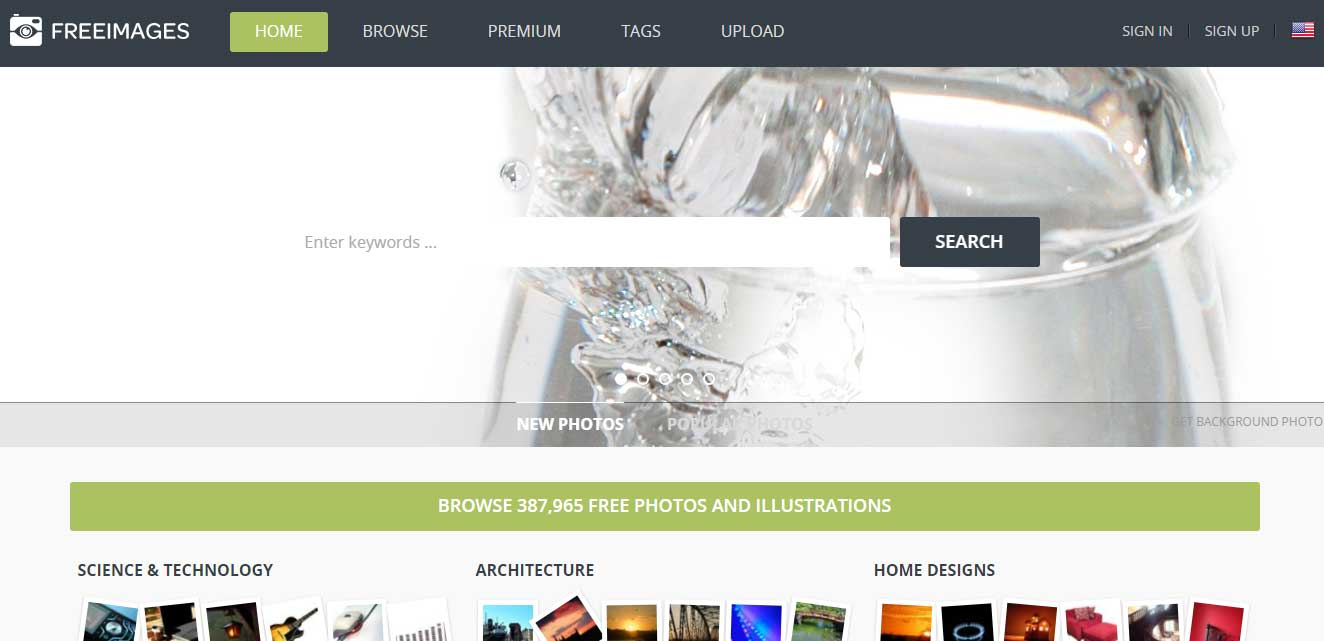 15 Places to Find Free Stock Photos for Social Media Posts