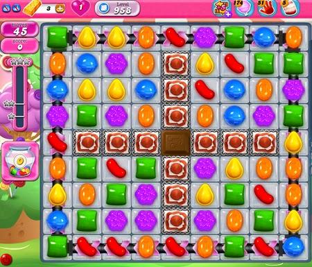 Candy Crush Saga 958