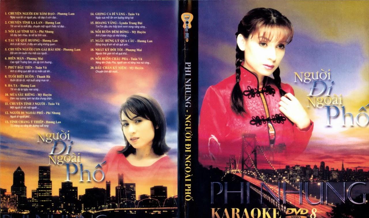 [Karaoke] Doremi Karaoke 8 – Người Đi Ngoài Phố [DVD.ISO]