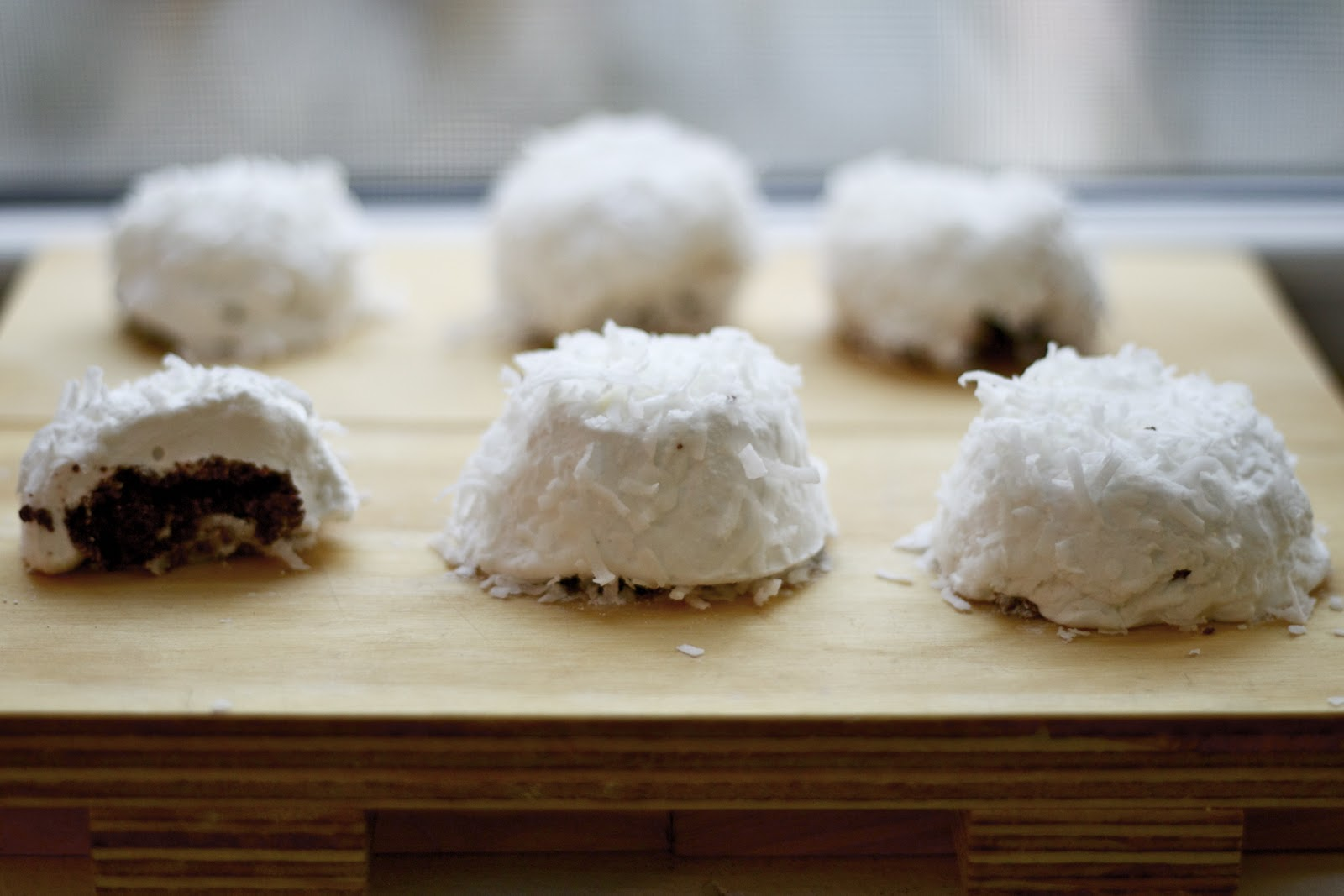 homemade sno-balls - my name is yeh