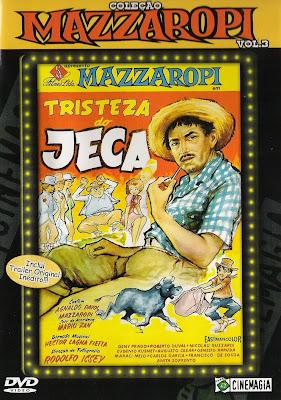 Mazzaropi+ +Tristeza+do+Jeca Download Coleção Completa de Mazzaropi 32 filmes