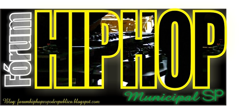 FORUM HIP HOP MUNICIPAL SP
