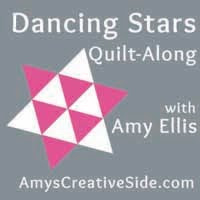 Dancing Stars Quilt-Along