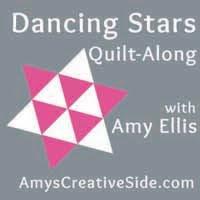 Dancing Stars Quilt-Along