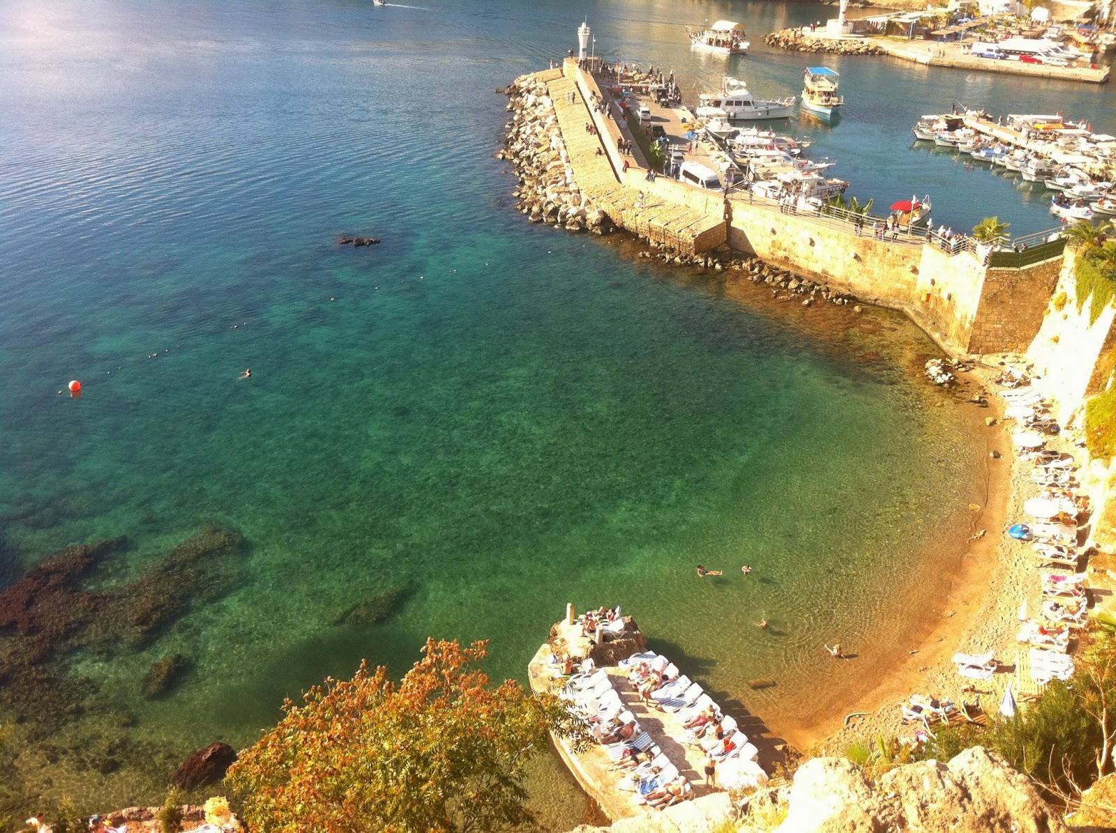 Antalya Mermerli Plajı