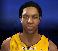 Default 2K Face