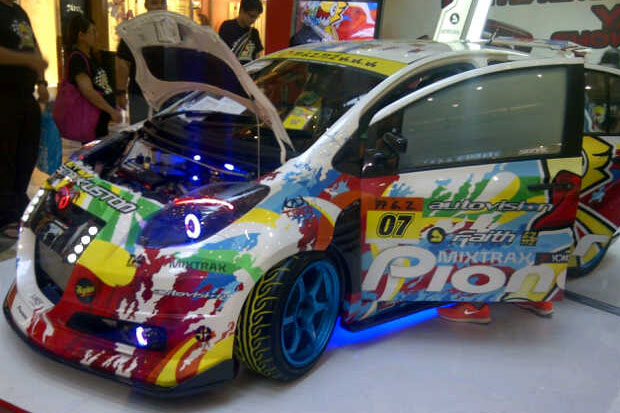 Modifikasi-Toyota-Yaris
