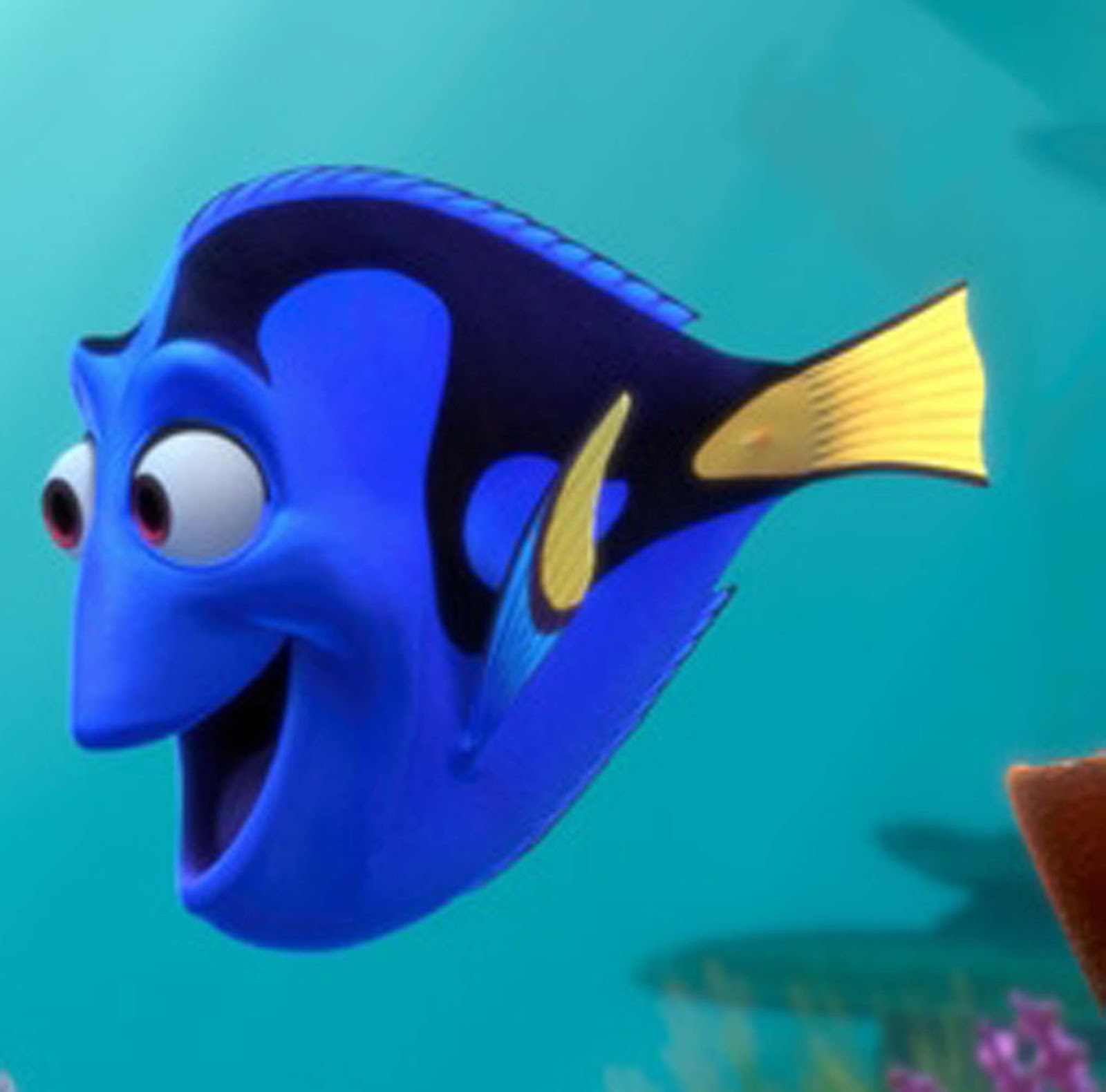 Free Disney Characters Dory Finding Nemo Cartoon Wallpaper