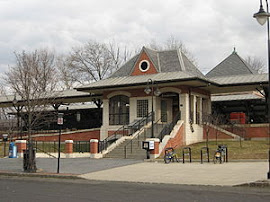 Train Station, Plainfield, NJ