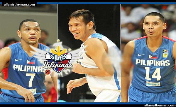 Gilas Pilipinas 17-man list for Olympic Wildcard qualifier named