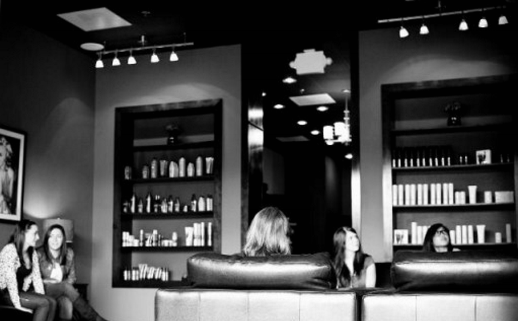 Hair Salon Opening Lobby of Eclipz Salon