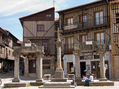 Les plus beaux coins d 39 espagne la alberca sierra de francia for Alberca pueblo de salamanca