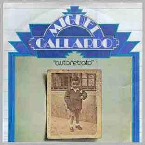 AUTORRETRATO- MIGUEL GALLARDO