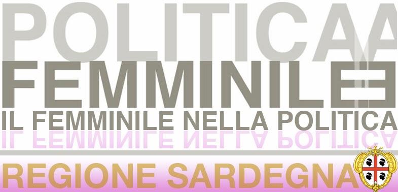 Politica Femminile Regione Sardegna