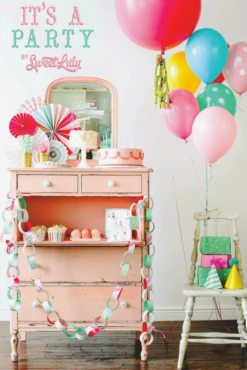 Shop Sweet Lulu's New Party Line, It's A Party