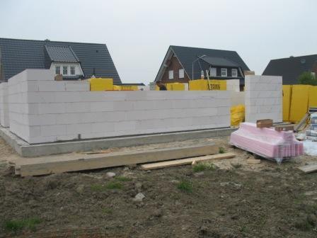 Bautagebuch Flair 113 mit Claassen Haus in Drochtersen ...