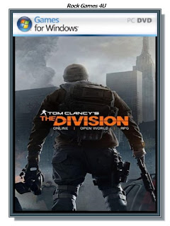 Tom Clancy's The Division Original Cover Art