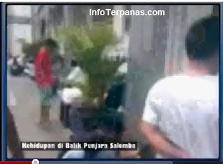 Panda Nababan Damprat Syarifudin S Pane Saat Sidak di Rutan Salemba