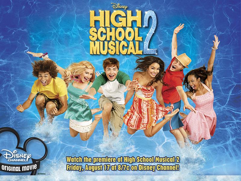 High School Musical 1 Cast High School Musical 2 High