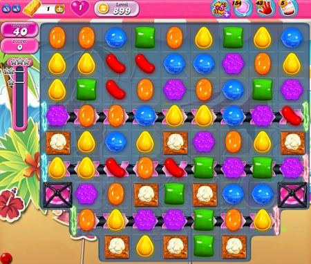 Candy Crush Saga 899