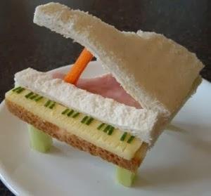 أغرب الساندويشات ساندوتش شطائر في العالم - most weird bizarre sandwiches in the world