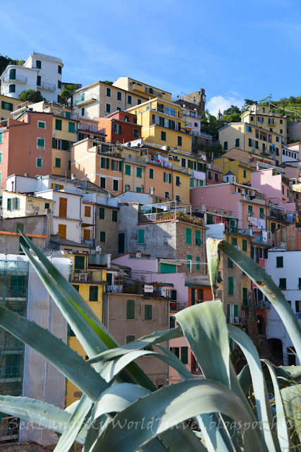 Riomaggiore, Cinque Terre, 五漁村
