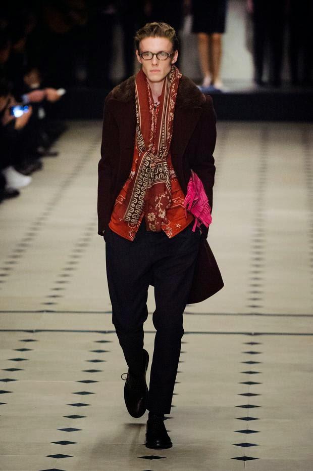 COOL CHIC STYLE to dress italian: Burberry Prorsum Autumn ...