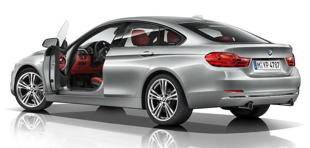 BMW 4シリーズグランクーペ・スポーツライン