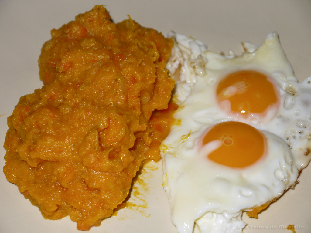 La cuisine de myrtille pur e ou soupe de potimarron et - Que cuisiner avec des carottes ...