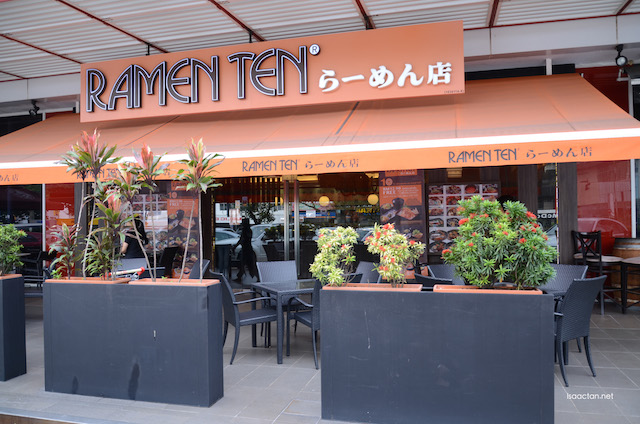 Ramen Ten & Shin Tokyo Sushi @ Jaya 33 Petaling Jaya
