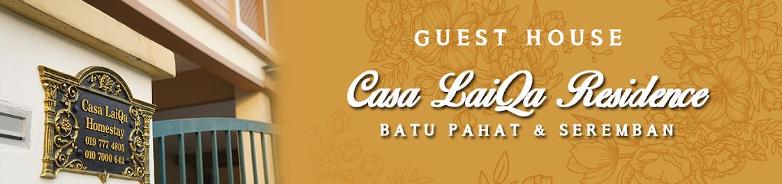 Casa Laiqa Guest House