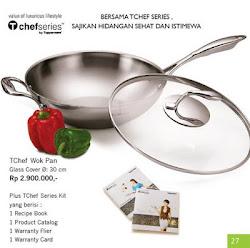 Katalog Promo Tupperware Juni 2013 - TChef Wok Pan
