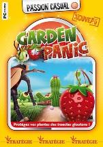 MINI games Garden Panic