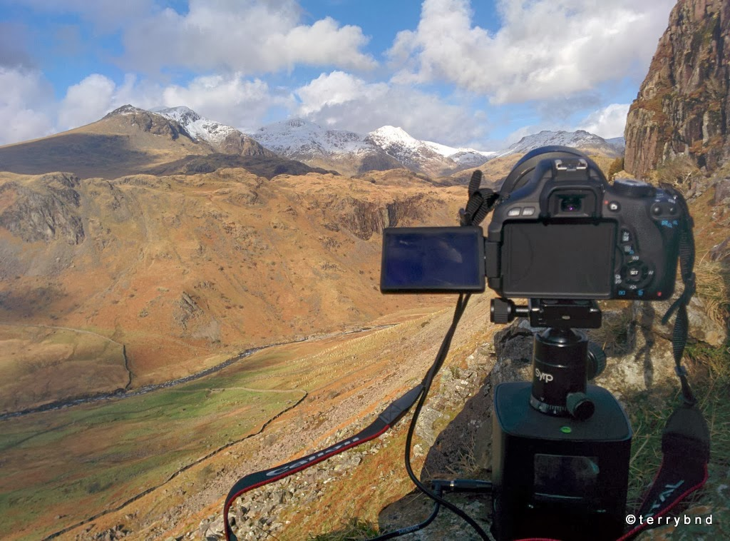 Syrp Genie Lake District