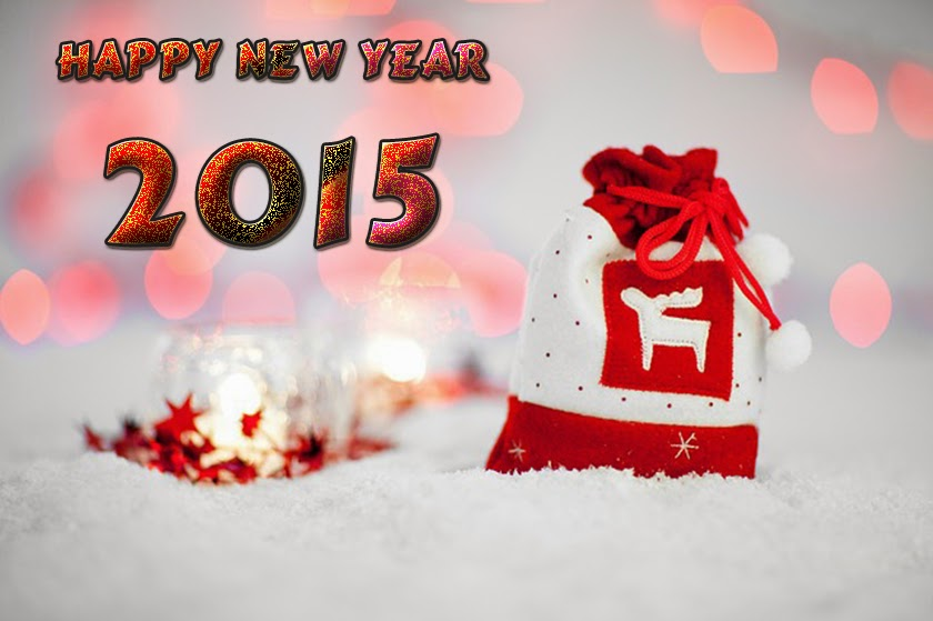 Latest Beautiful Happy New Year 2015 Photos – Free Download Images