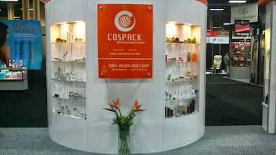 Cospack America Corp -2013 Cosmoprof 3