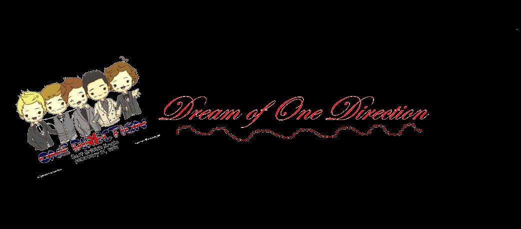 sonhando com 1D