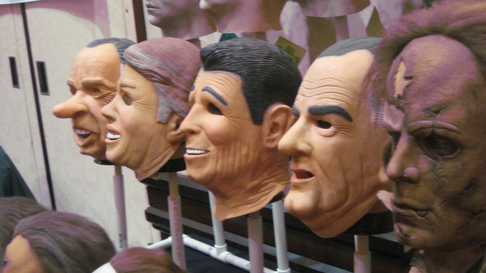 Blood Curdling Blog of Monster Masks: March 2011