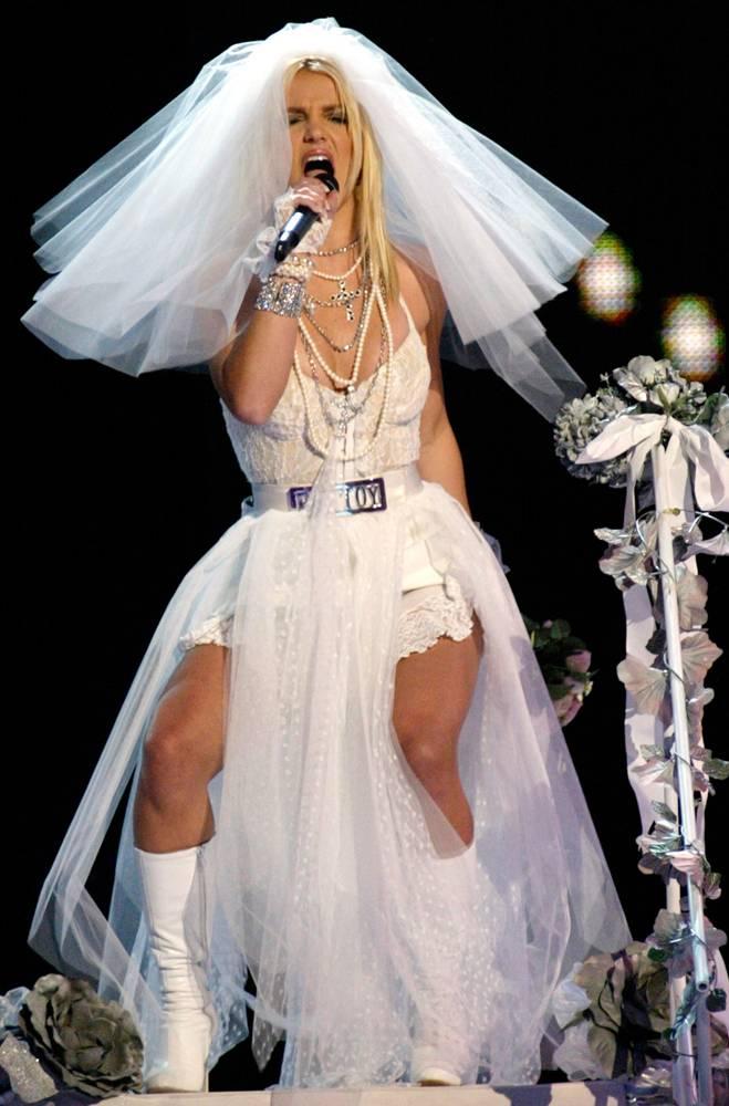 Web Parks Britney Spears Wedding Photos